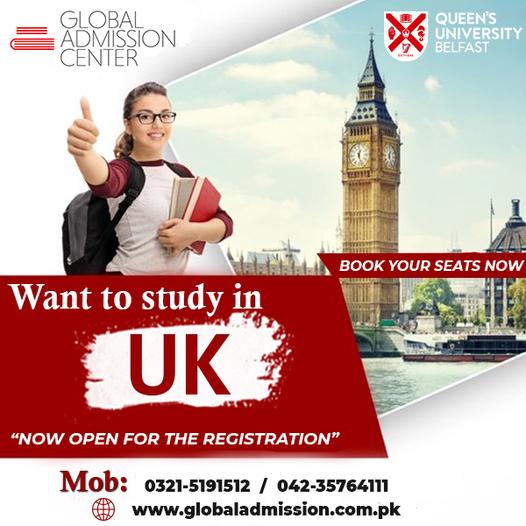 STUDY IN UK ( Free Webinar )