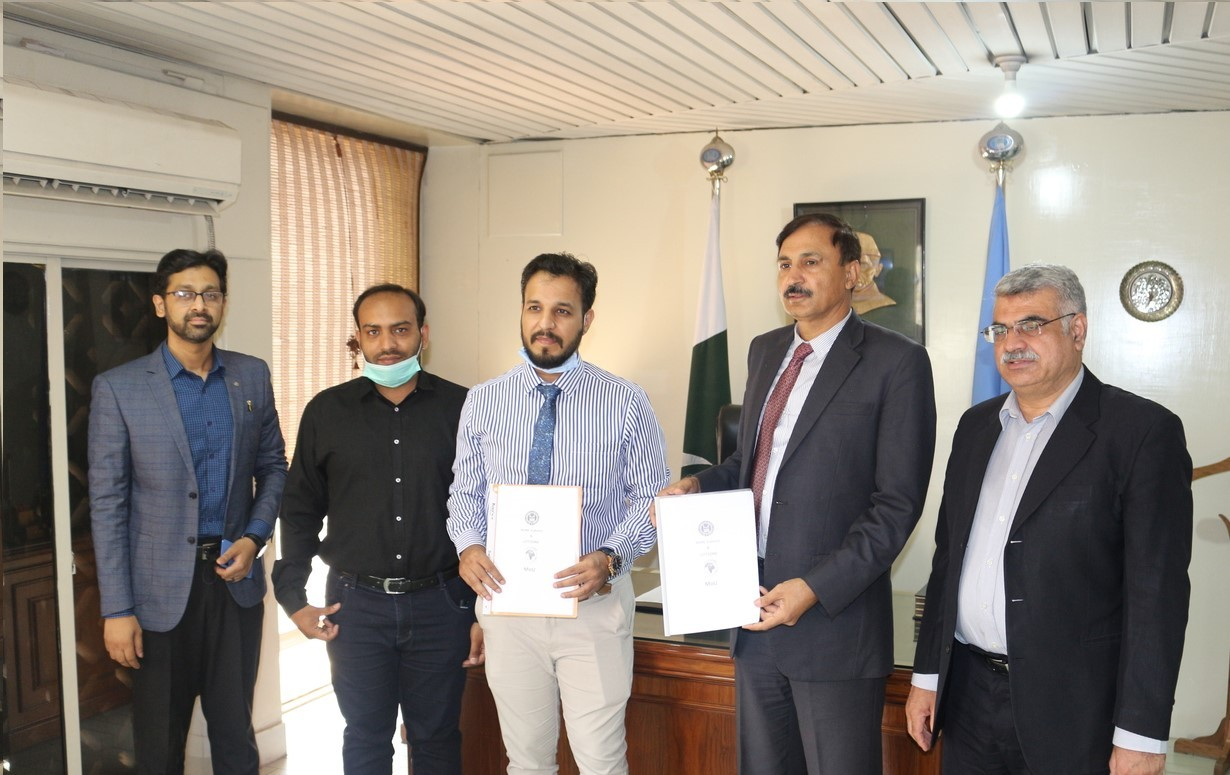 MOU signing Cermony